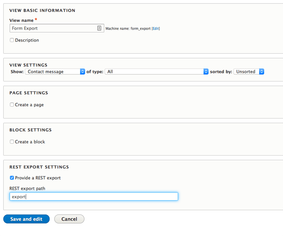 Build robust forms in Drupal 8 | NEWMEDIA